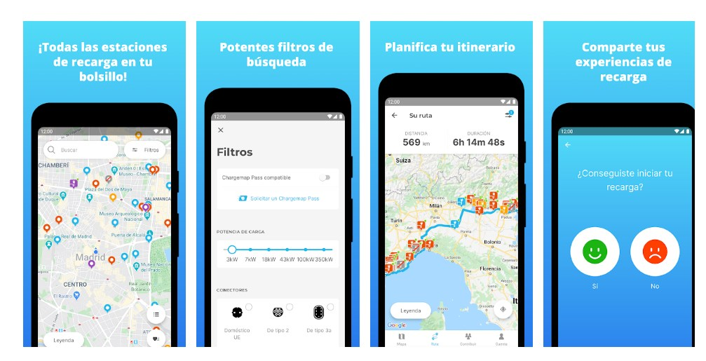 Comment recharger son véhicule en France ? Chargemap !
